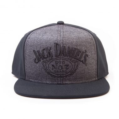 Jack Daniel's Logo Snapback Cap